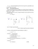 Giáo trình bài giảng Kỹ thuật điện tử part 7