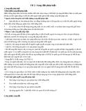 VĐ 2: Xung đột pháp luật