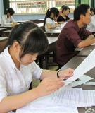 Ngân hàng đề thi trắc nghiệm tin học văn phòng (có đáp án)