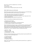 ĐỀ THI CUỘC THI TRẮC NGHIỆM TRỰC TUYẾN 2010 MÔN SINH ĐỀ 2