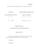 MẪU THÔNG BÁO XÁC NHẬN (Về việc thực hiện quyền cho người sở hữu chứng khoán lưu ký)