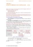 GIÁO ÁN KỸ THUẬT ĐO LƯỜNG  CHƯƠNG 2: SAI SỐ CỦA PHÉP ĐO VÀ XỬ LÝ KẾT QUẢ