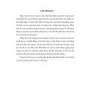 Tiểu luận: Tình hình tổ chức và tài chính của công ty liên doanh Unilever Việt Nam