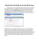 ActiveX trên trình duyệt và các vấn đề liên quan