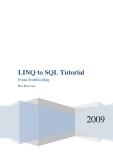 lập trình LINQ to SQL Tutorial phần 1