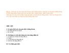 Cách đọc và sử dụng những thông tin trên bảng điện tử giao dịch của sàn giao dịch  chứng khoán  TPHCM (Hà Nội)