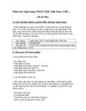 Phân tích Ngân hàng TMCP XNK Vi ệt Nam ( EIB )