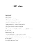RTV trẻ em