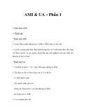 AMI & UA – Phần 1