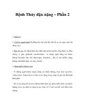 Bệnh Thủy đậu nặng – Phần 2