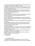 DƯỢC LÝ LÂM SÀNG part 6