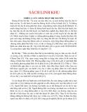 Y học cổ truyền Việt Nam - Sách linh khu part 1