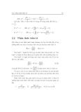 Bài tập về toán cao cấp Tập 1 part 3