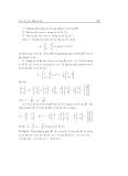 Bài tập về toán cao cấp Tập 1 part 8