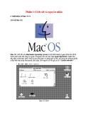 Hướng dẫn cài đặt MAC OSX trên PC toàn tập PI
