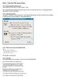 Phần 1: Cấu hình VNC server/viewer