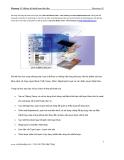 Photoshop CS - Chương 11 - Những kỹ thuật layer tiên tiếnPhotoshop CS