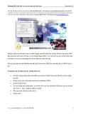 Photoshop CS - Chương 20 - Xuất bản và in ấn với màu sắc phù hợp