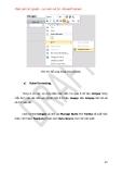 Giới thiệu chung về INFOPATH 2010 phần 3