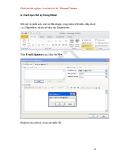 Giáo trình Outlook 2010 phần 4