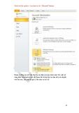 Giáo trình Outlook 2010 phần 6