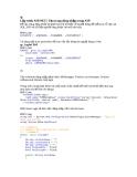 Lập trình ASP - Tạo trang đăng nhập trong ASP