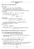 48 đề thi thử đại học môn toán
