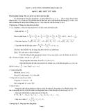 Hệ thống kiến thức vật lý 12 - Chương 3