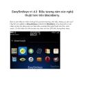 EasySmileys v1.4.3 Biểu tượng cảm xúc nghệ thuật hơn trên BlackBerry