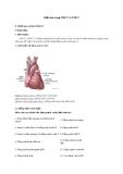 Điện tim trong NMCT và TMCT