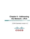 Chương 6 - Giải quyết các mạng - IPv4