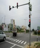Tiểu luận: Đèn giao thông cho giao lộ giữa đường sắt và đường bộ