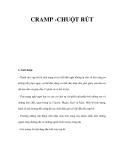 CRAMP -CHUỘT RÚT