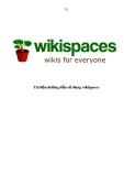 Hướng dẫn sử dụng wikispaces