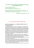 81 câu hỏi đáp triết học Mac - Lênin
