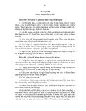 Luật chứng khoán - Văn bản  Luật số: 70/2006/QH 11