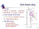 Giáo trình hình thành kỹ thuật hạ tầng đối với các đặc tính cơ bản của máy nâng p8