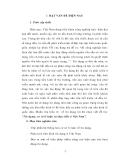 Tiểu luận: Tín dụng_Cơ sở lý luận và thực tiễn tại Việt Nam
