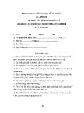 Đề tài : Chăm sóc sức khỏe sinh sản và kế hoạc hóa gia đình part 10