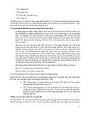 GIÁO TRÌNH  CƠ SỞ KHOA HỌC MÔI TRƯỜNG part 5