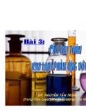 Chuyên đề ôn hóa học - Các bài toán kim loại phản ứng với axit