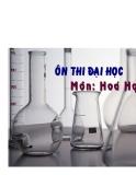 Chuyên đề ôn hóa học - Nhôm, hợp chất của nhôm