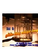 Chuyên đề ôn hóa học - Phản ứng nhiệt luyện