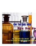 Chuyên đề ôn hóa học - Phương pháp tìm công thức phân tử III