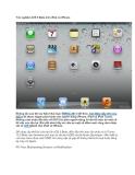 Trải nghiệm iOS 5 Beta trên iPad và iPhone