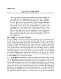 Giáo trình -Lý thuyết hệ điều hành - chương 3