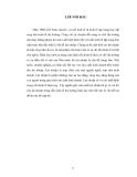 Tiểu luận khoa học chính trị: Nguồn gốc và bản chất lợi nhuận