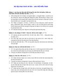 Bài tập thực hành cơ bản hệ điều hành