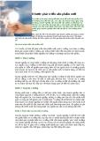 8 bước phát triển sản phẩm mới