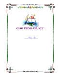 GIÁO TRÌNH MÔN ASP. NET